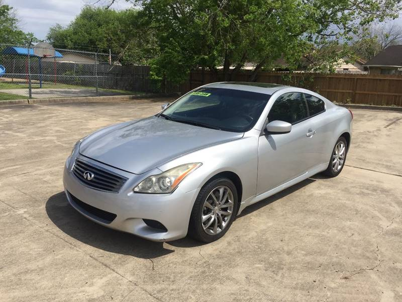2013 infiniti g37 coupe x in houston tx houston auto emporium. Black Bedroom Furniture Sets. Home Design Ideas
