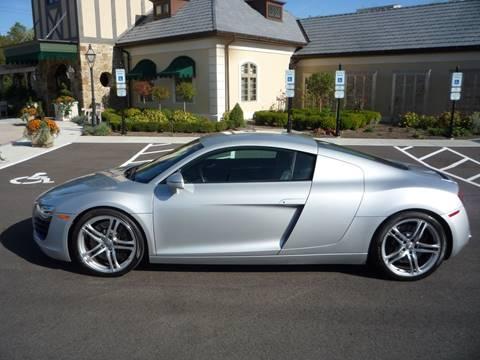 Used Audi R8 For Sale in Pennsylvania - Carsforsale.com