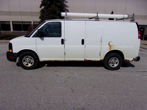 a32eeac5a6 Used 2003 Chevrolet Express Cargo For Sale - Carsforsale.com®
