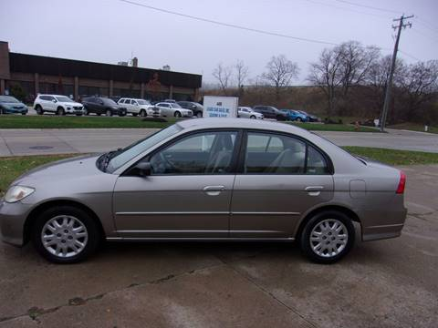 2005 Honda Civic for sale in Warrensville Heights, OH
