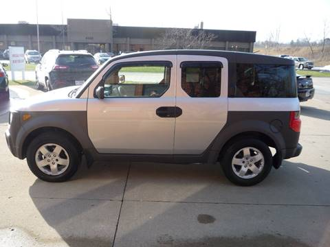 2004 Honda Element for sale in Warrensville Heights, OH
