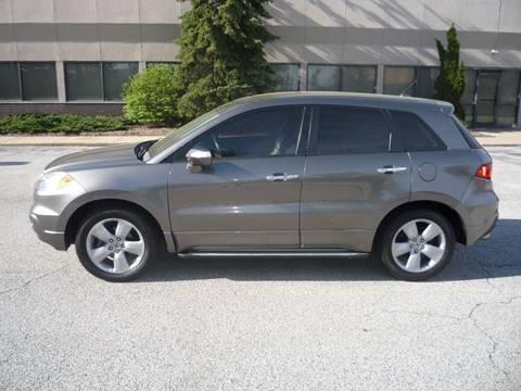 2008 Acura RDX for sale in Warrensville Heights, OH