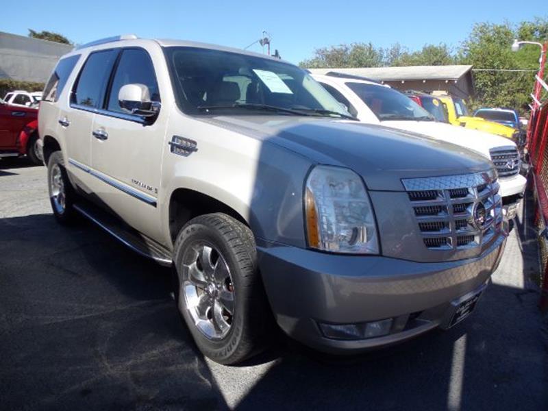 2007 Cadillac Escalade - San Antonio, TX