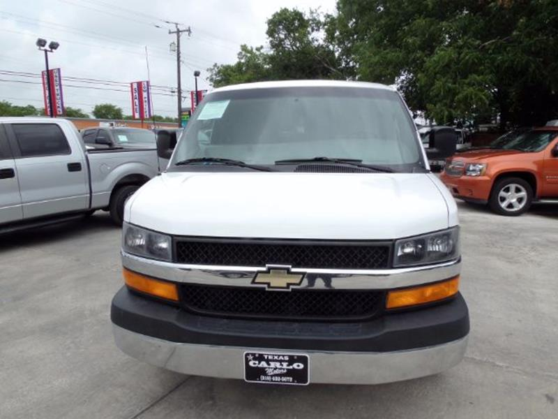 2014 Chevrolet Express Passenger - San Antonio, TX