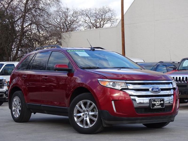 2013 Ford Edge - San Antonio, TX