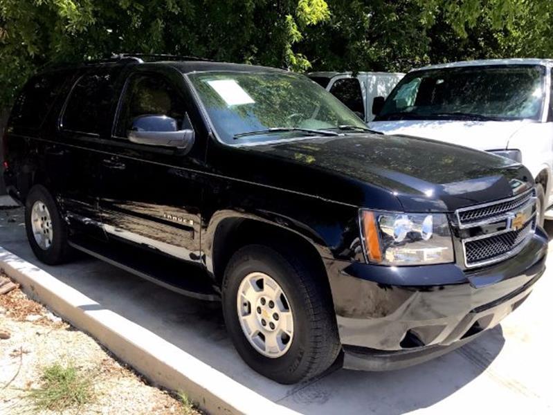 2007 Chevrolet Tahoe - San Antonio, TX