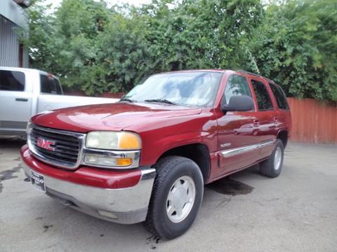 2003 GMC Yukon for sale in San Antonio, TX