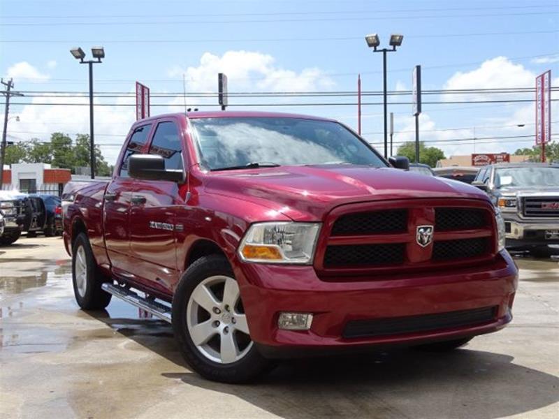 2012 RAM Ram Pickup 1500 - San Antonio, TX