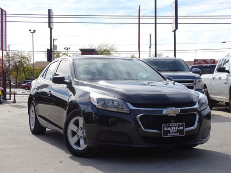 2015 Chevrolet Malibu - San Antonio, TX