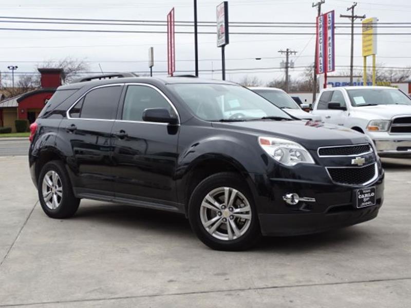 2012 Chevrolet Equinox - San Antonio, TX