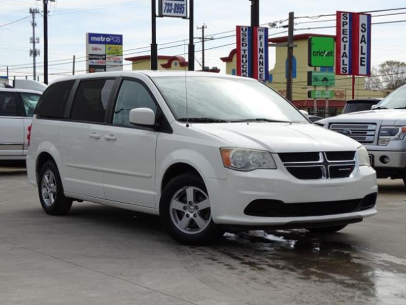 2012 Dodge Grand Caravan - San Antonio, TX