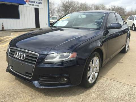 Audi Used Cars Used Cars For Sale Houston Discount Auto Company