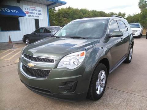 2015 Chevrolet Equinox for sale at Discount Auto Company in Houston TX