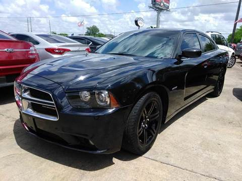 2013 Dodge Charger for sale at Discount Auto Company in Houston TX