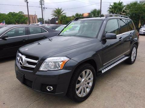 2010 Mercedes-Benz GLK for sale at Discount Auto Company in Houston TX
