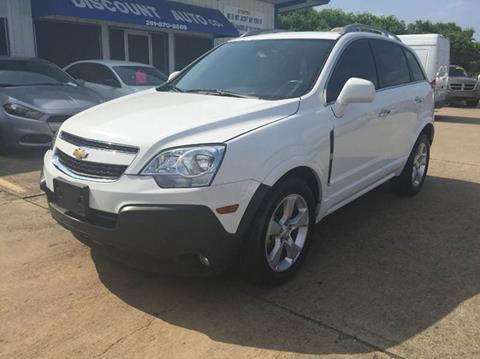 2014 Chevrolet Captiva Sport for sale in Houston, TX