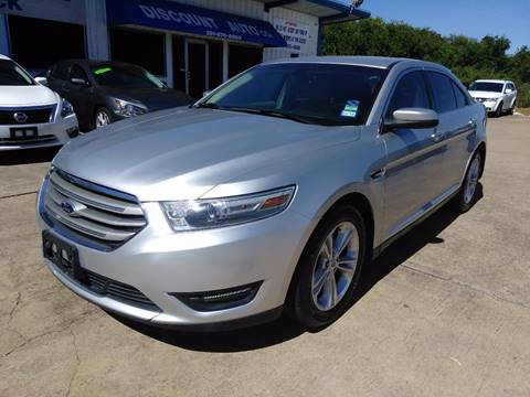 2013 ford taurus for sale in houston tx. Black Bedroom Furniture Sets. Home Design Ideas