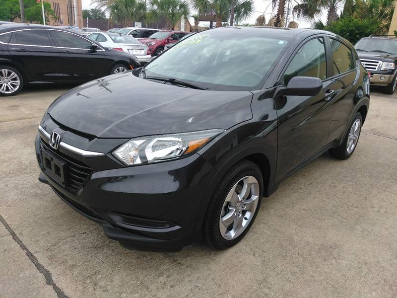 2017 Honda HR-V for sale at Discount Auto Company in Houston TX