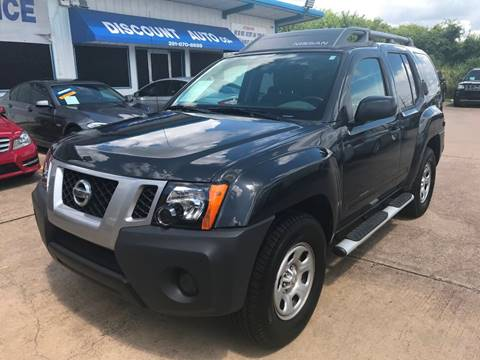 Used Nissan Xterra >> Used Nissan Xterra For Sale In Houston Tx Carsforsale Com