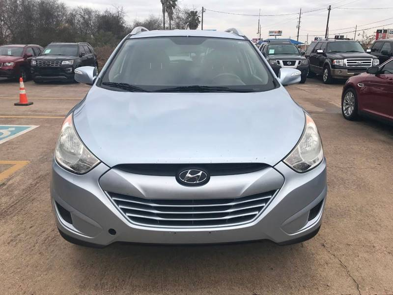 2012 Hyundai Tucson Gls 4dr Suv In Houston Tx Discount