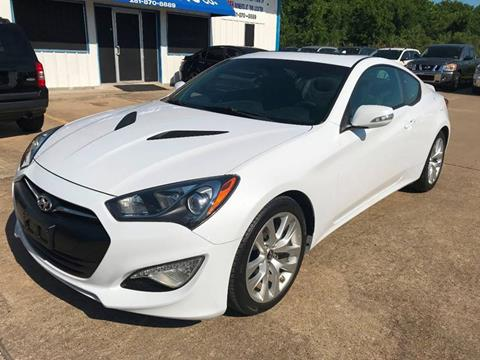 Hyundai Genesis Coupe For Sale >> 2015 Hyundai Genesis Coupe For Sale In Houston Tx