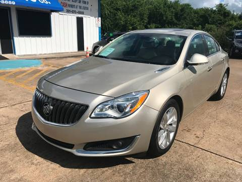 2014 Buick Regal for sale in Houston, TX