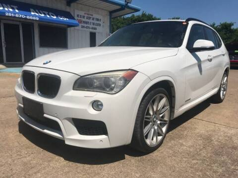 2014 BMW X1 for sale at Discount Auto Company in Houston TX