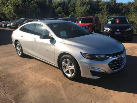 2019 Chevrolet Malibu for sale at Discount Auto Company in Houston TX