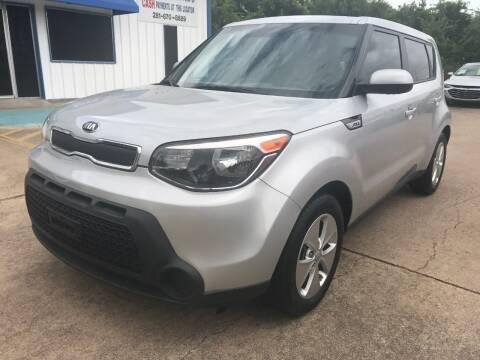 2014 Kia Soul for sale at Discount Auto Company in Houston TX