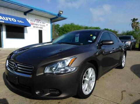 2014 Nissan Maxima for sale at Discount Auto Company in Houston TX