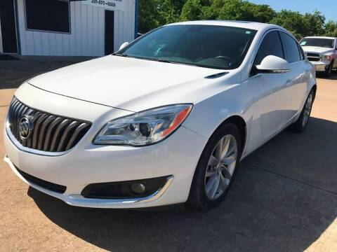 2015 Buick Regal for sale at Discount Auto Company in Houston TX