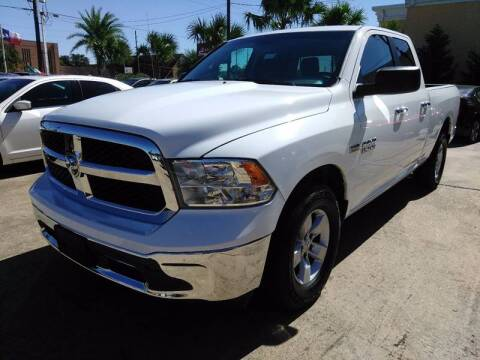 2016 RAM Ram Pickup 1500 for sale at Discount Auto Company in Houston TX