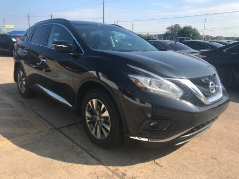 2015 Nissan Murano for sale at Discount Auto Company in Houston TX