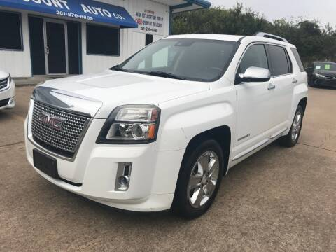 2014 GMC Terrain for sale at Discount Auto Company in Houston TX