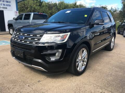 2016 Ford Explorer for sale at Discount Auto Company in Houston TX