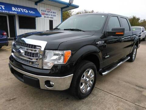 2014 Ford F-150 for sale at Discount Auto Company in Houston TX