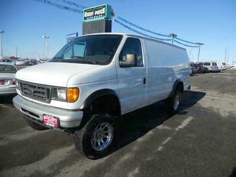 2005 Ford E-Series Cargo for sale in Idaho Falls, ID