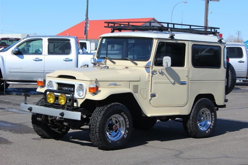 1975 Toyota Land Cruiser BJ40 In Idaho Falls ID - Right