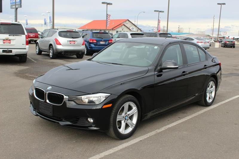 Bmw Series AWD I XDrive Dr Sedan SULEV SA In Idaho - Bmw 3 series 2014 price