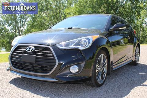 2016 Hyundai Veloster Turbo for sale in Idaho Falls, ID