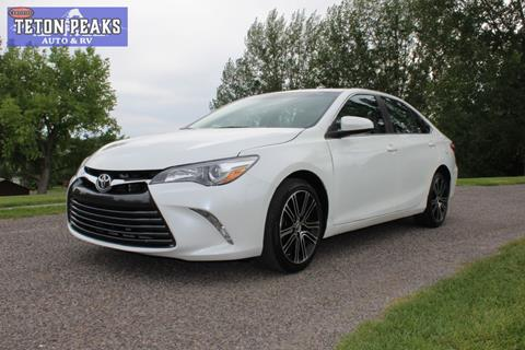 2016 Toyota Camry for sale in Idaho Falls, ID