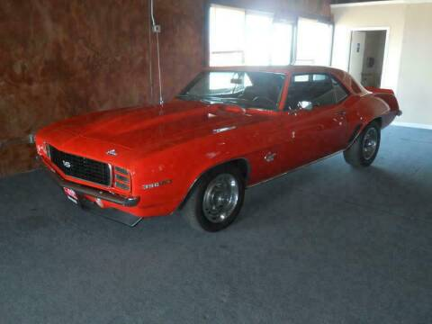 1969 Chevrolet Camaro for sale at Teton Peaks Auto & RV in Idaho Falls ID