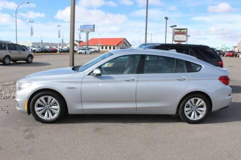 2015 BMW 5 Series 535i Gran Turismo for sale at Teton Peaks Auto & RV in Idaho Falls ID
