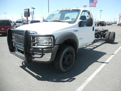 2005 Ford F-550 for sale in Idaho Falls, ID