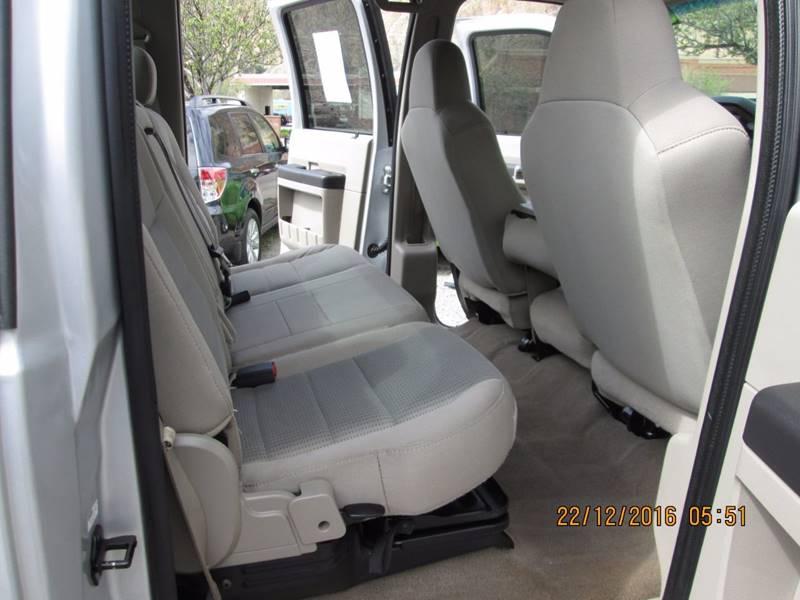 2008 Ford F-250 Super Duty XLT 4dr Crew Cab 4WD SB - Hailey ID