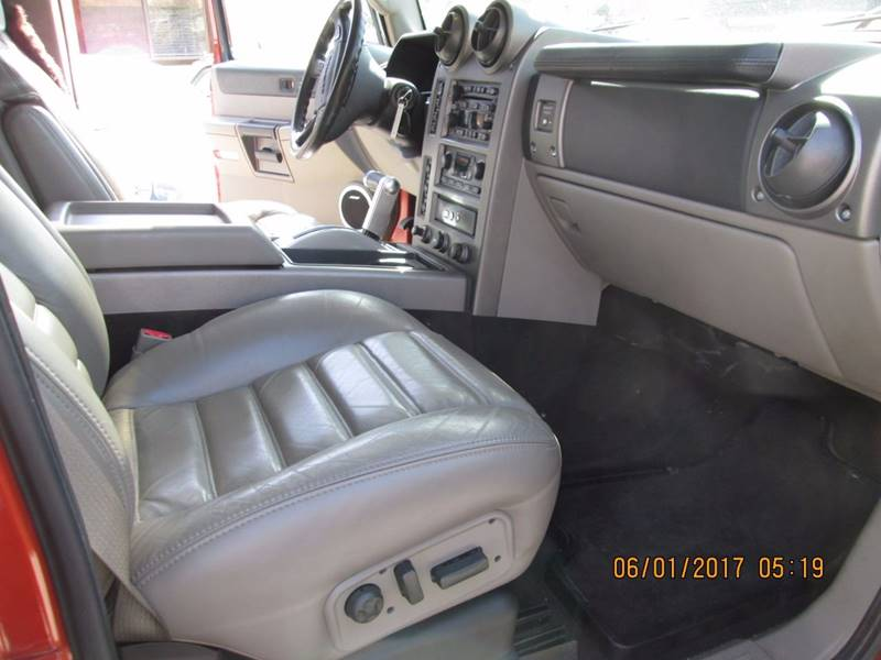 2003 HUMMER H2 4dr Lux Series 4WD SUV - Hailey ID