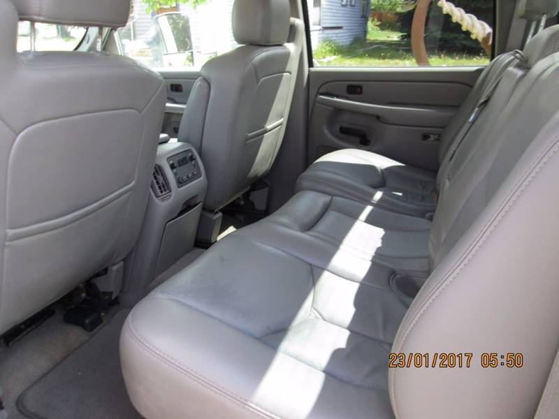 2006 GMC Sierra 2500HD SLT 4dr Crew Cab 4WD SB - Hailey ID