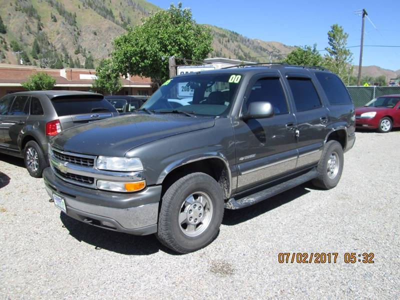 2000 Chevrolet Tahoe 4dr LT 4WD SUV - Hailey ID