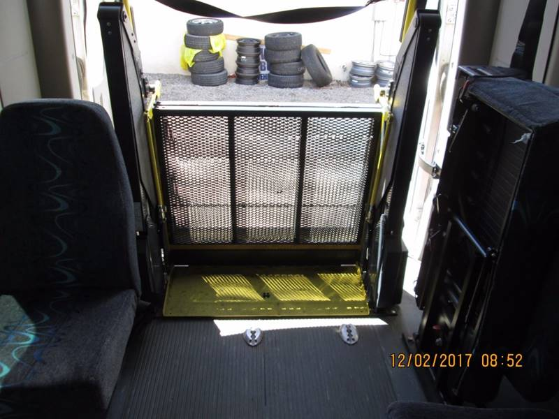2008 Dodge Sprinter Cargo 3500 170 WB 3dr Extended Cargo Van - Hailey ID