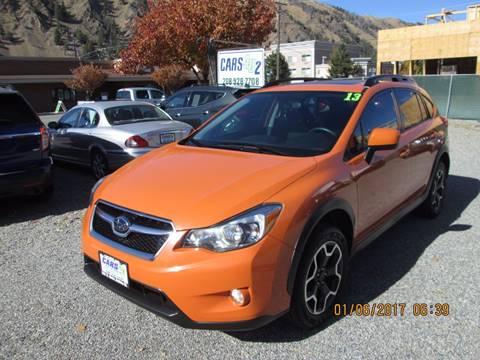 2013 Subaru XV Crosstrek for sale in Hailey, ID
